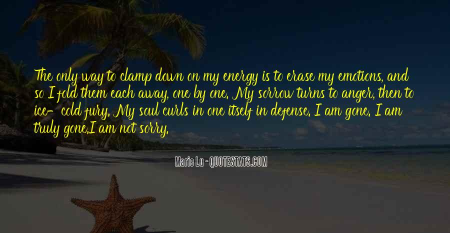 Soul And Energy Quotes #1171644