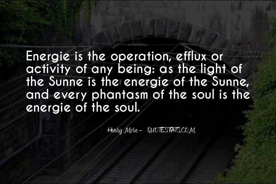 Soul And Energy Quotes #1176965