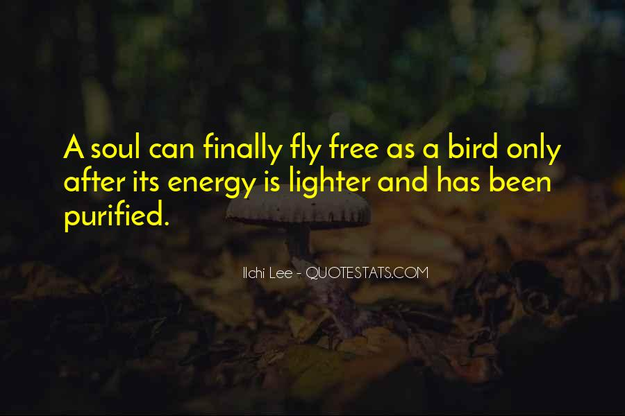Soul And Energy Quotes #1345810