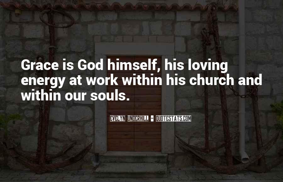 Soul And Energy Quotes #1465949