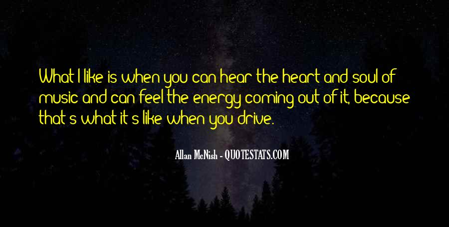 Soul And Energy Quotes #1611044