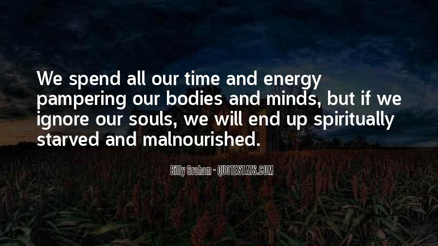 Soul And Energy Quotes #1658533