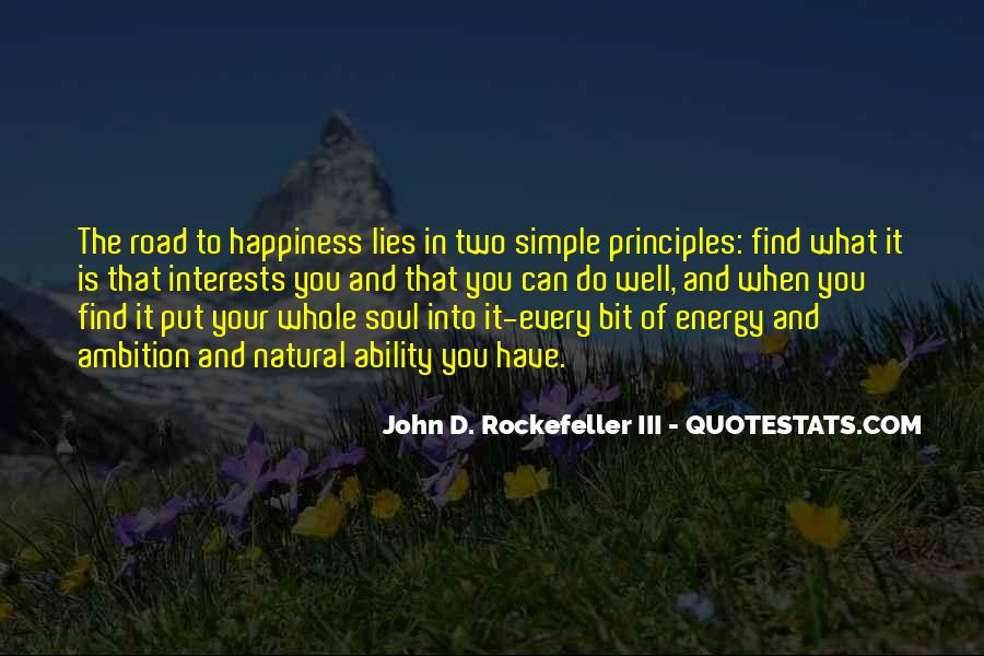 Soul And Energy Quotes #452088
