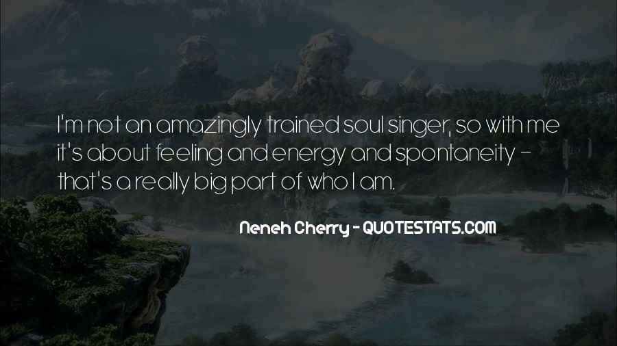 Soul And Energy Quotes #656275