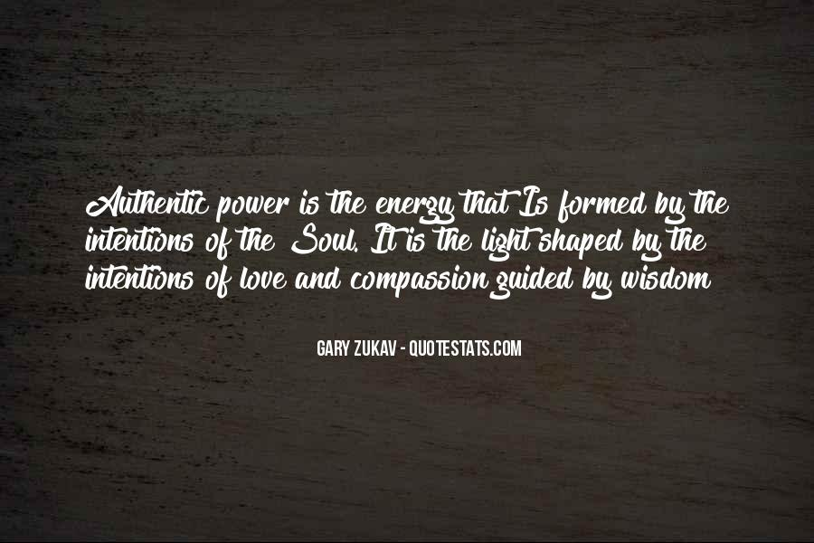 Soul And Energy Quotes #747603