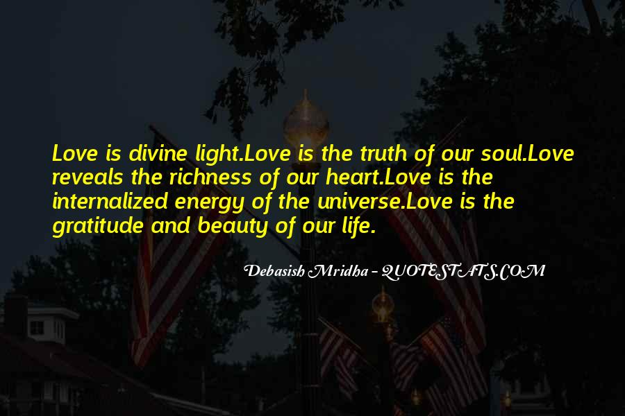 Soul And Energy Quotes #749276