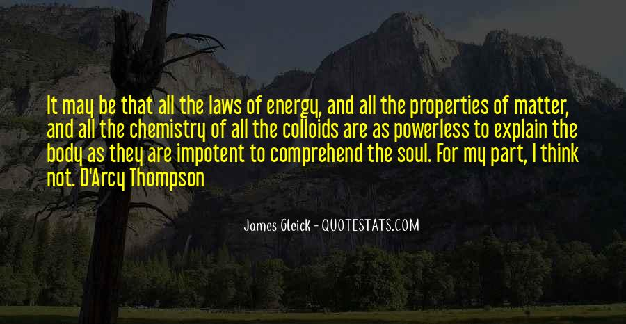 Soul And Energy Quotes #772372