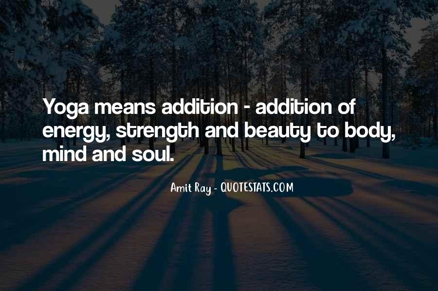 Soul And Energy Quotes #831093