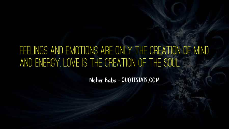 Soul And Energy Quotes #84298