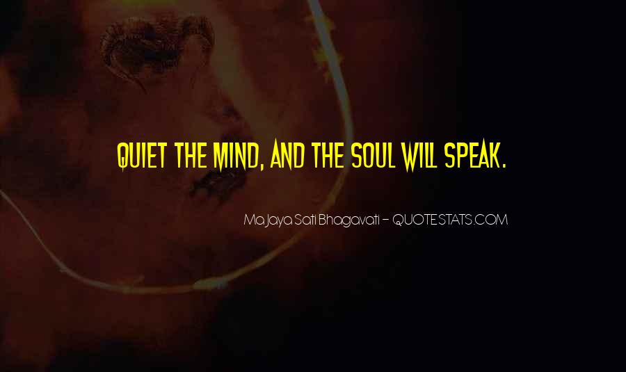 Soul And Quotes #15207