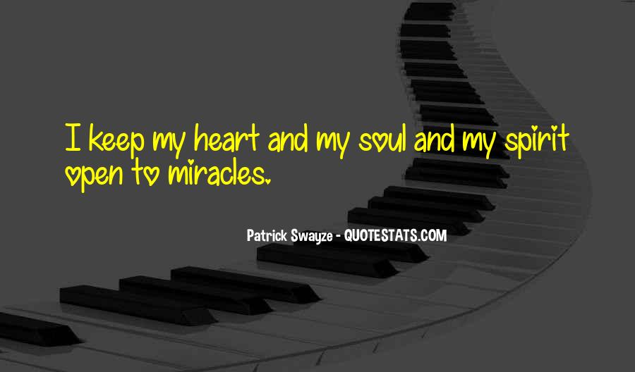 Soul And Spirit Quotes #125663