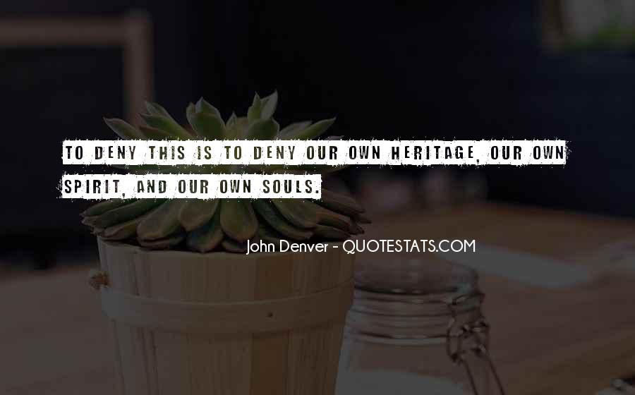 Soul And Spirit Quotes #165548