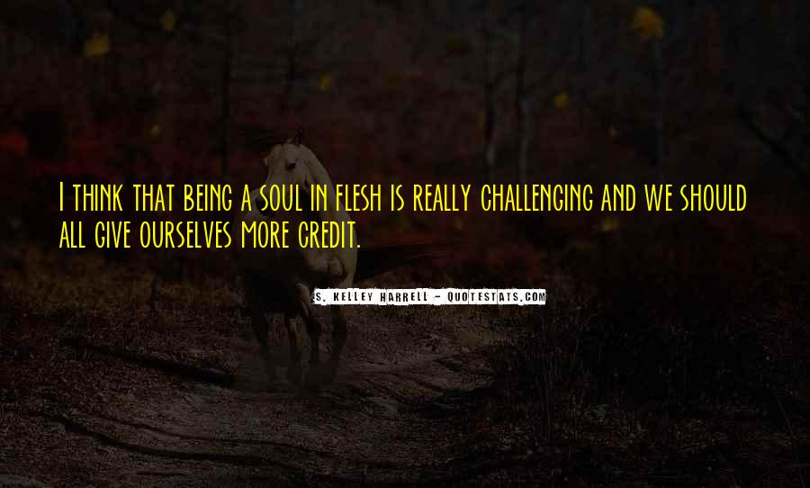 Soul And Spirit Quotes #221499