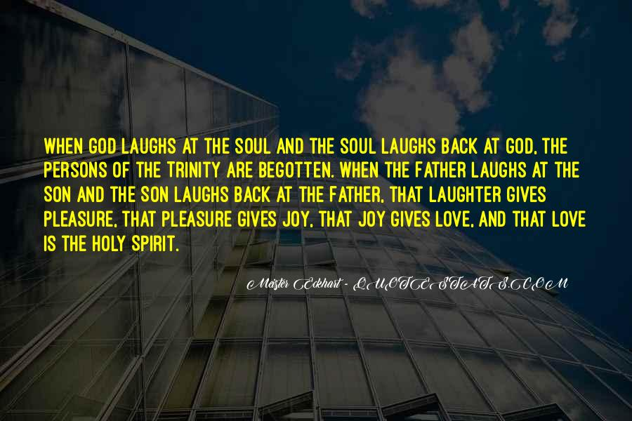 Soul And Spirit Quotes #25553