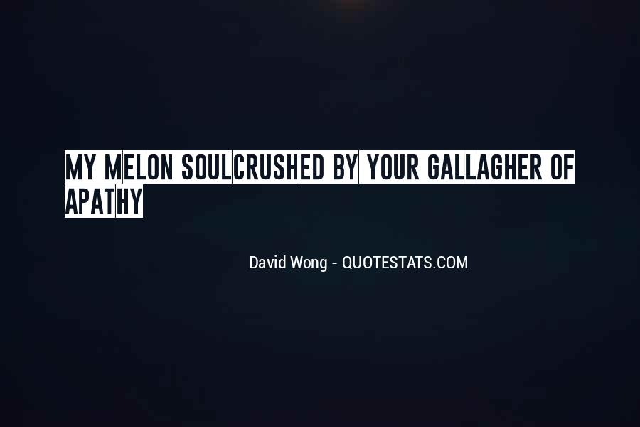 Soul Crushed Quotes #1685826