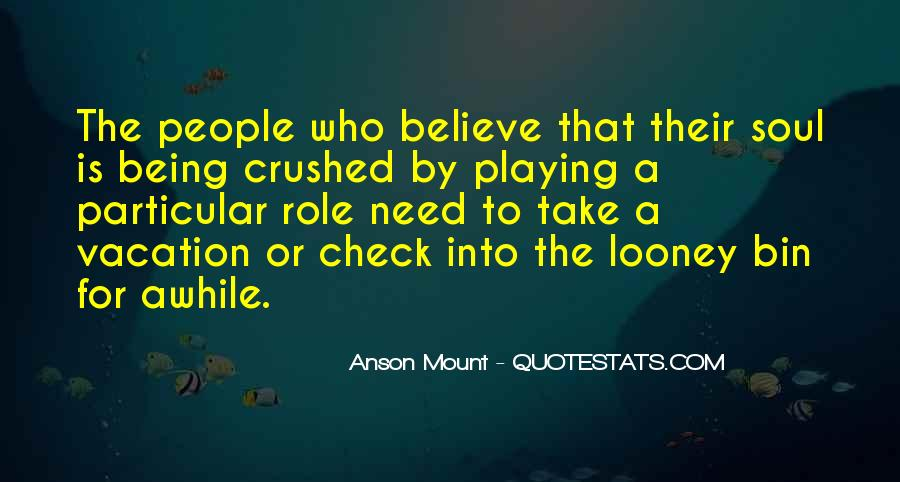 Soul Crushed Quotes #858851
