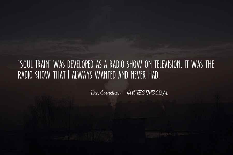 Soul Train Quotes #1349015