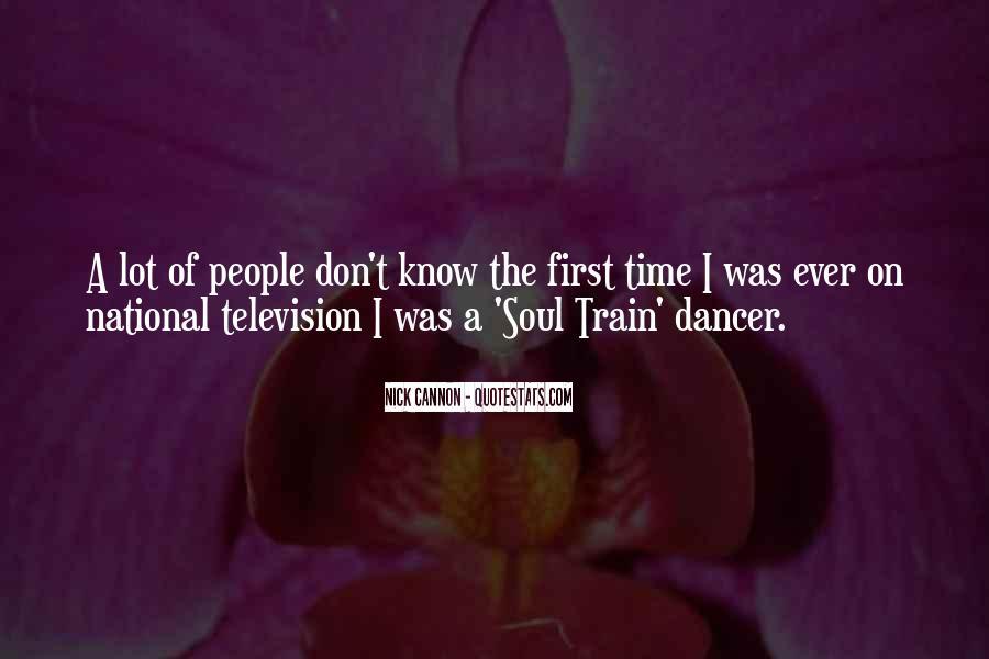 Soul Train Quotes #1517049