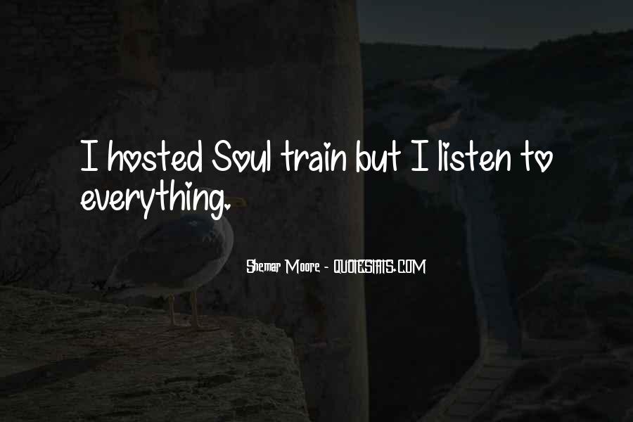 Soul Train Quotes #801679