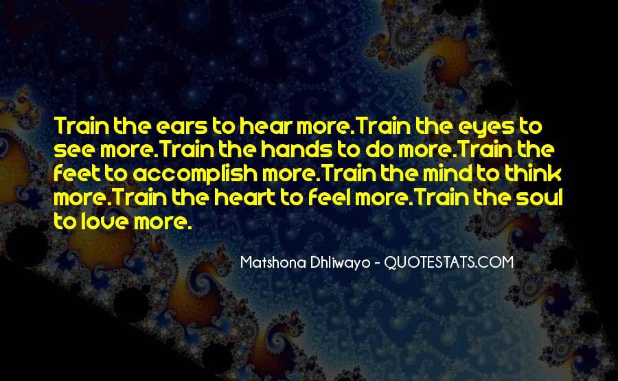 Soul Train Quotes #991926