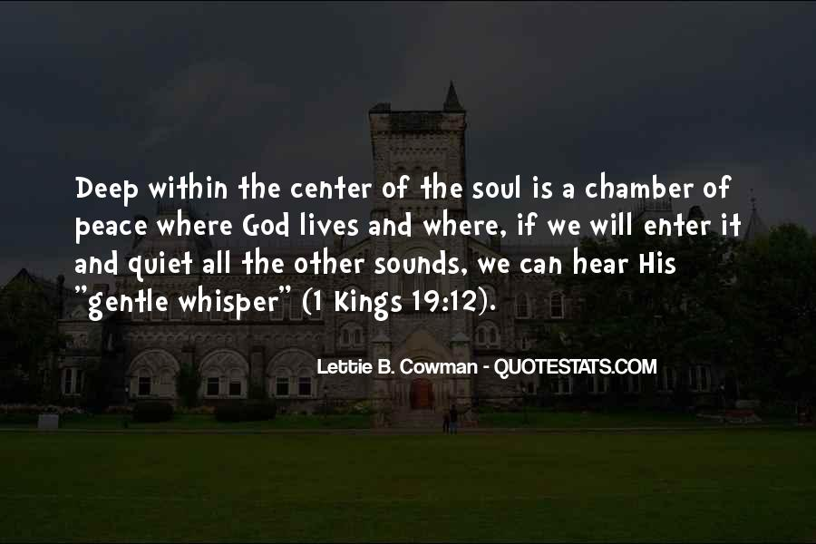 Soul Whisper Quotes #1561359