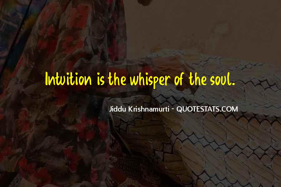 Soul Whisper Quotes #1613380