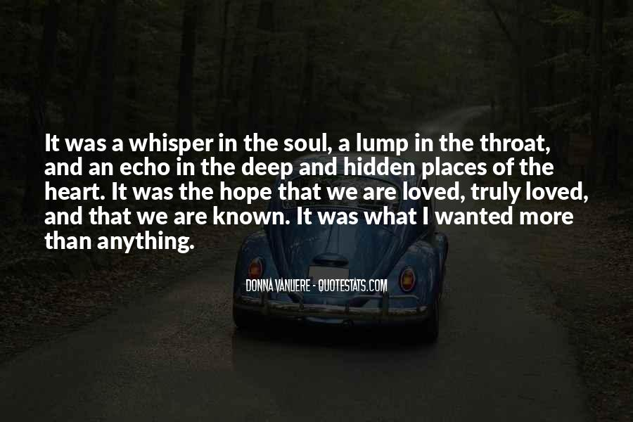 Soul Whisper Quotes #232357