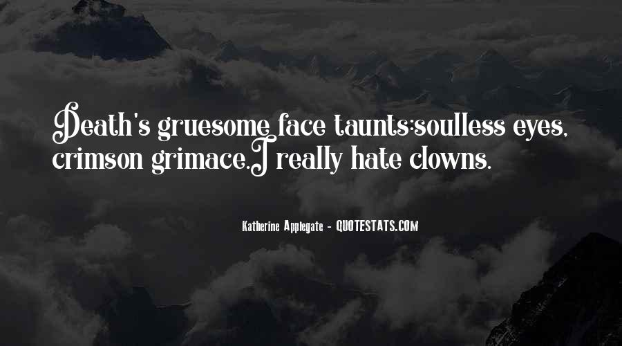 Soulless Eyes Quotes #1246746