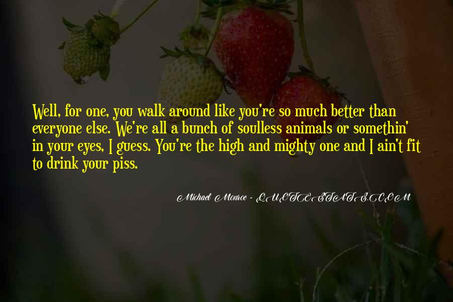 Soulless Eyes Quotes #1322571