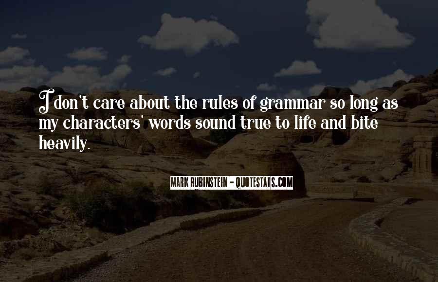 Sound Bite Quotes #1595352