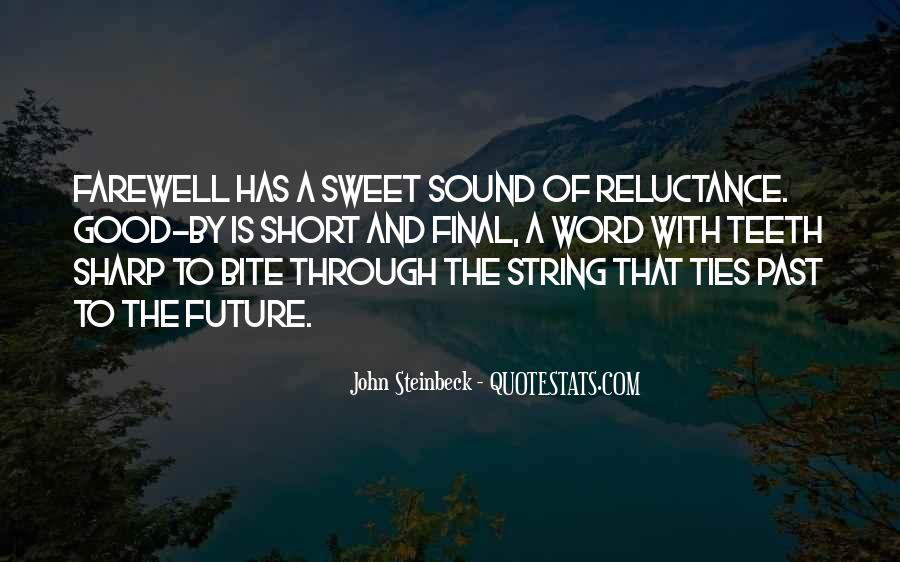 Sound Bite Quotes #268408