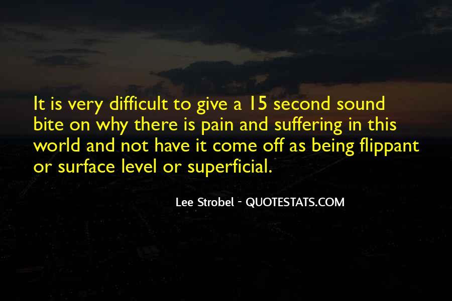 Sound Bite Quotes #997965