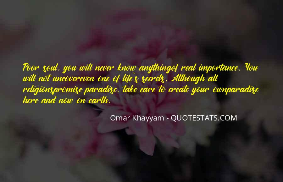 Quotes About Omar #313619