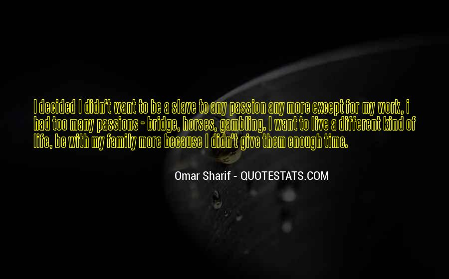 Quotes About Omar #375575