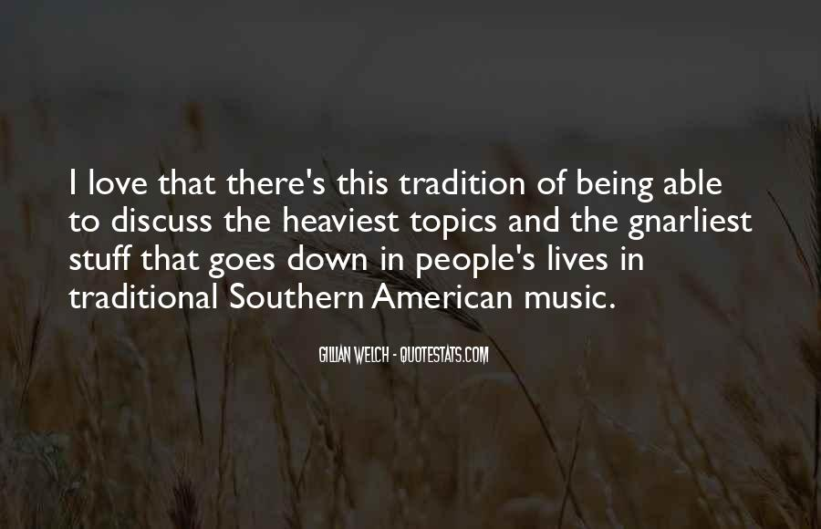 Southern Quotes #134210