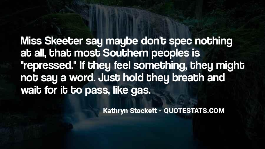 Southern Quotes #139712