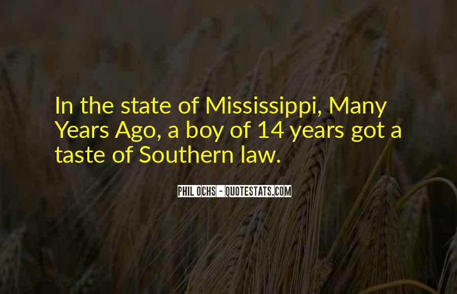Southern Quotes #183567