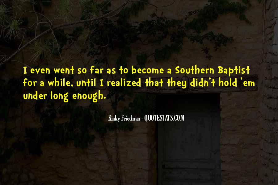 Southern Quotes #29157