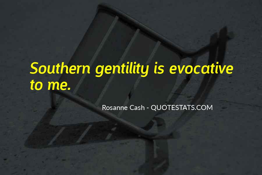 Southern Quotes #48879