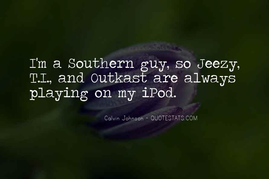 Southern Quotes #63738