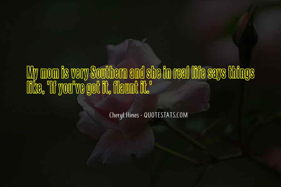 Southern Quotes #81361