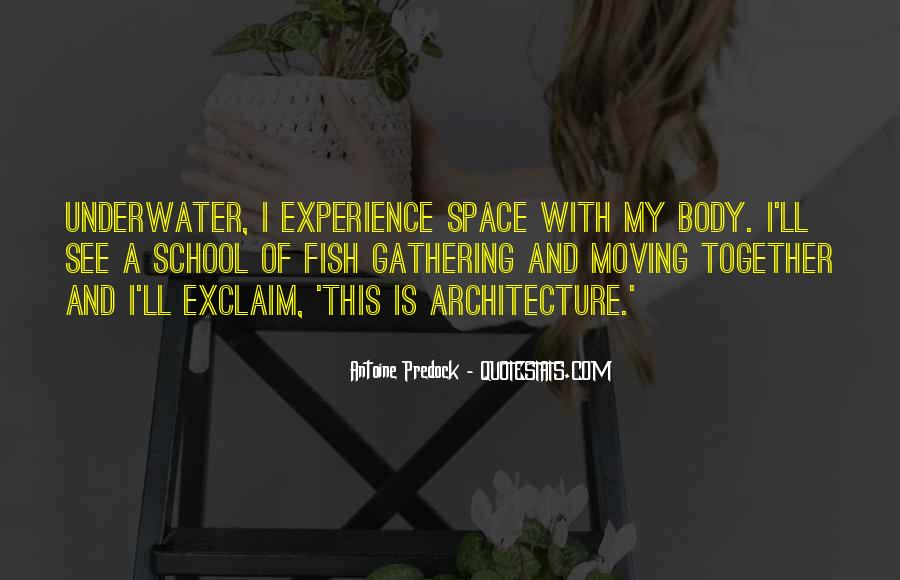 Space In Architecture Quotes #1041563