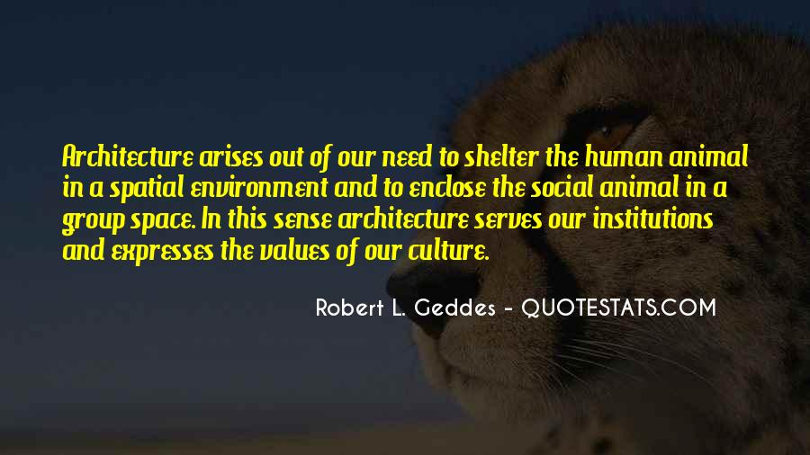 Space In Architecture Quotes #1219411