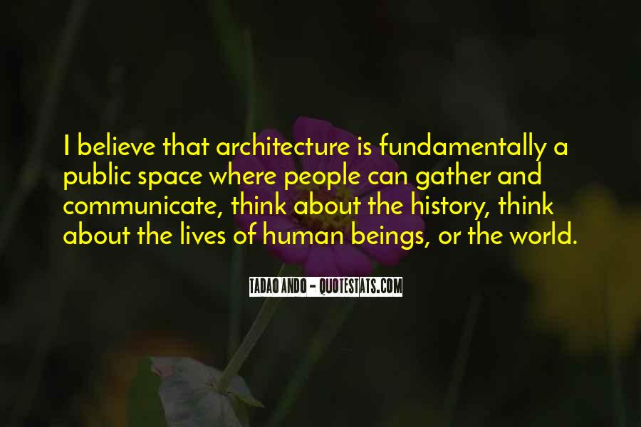 Space In Architecture Quotes #1612743
