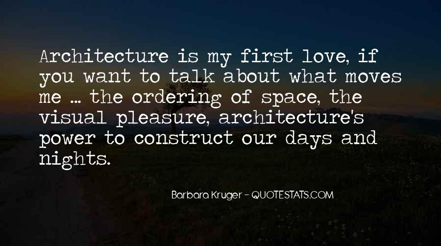 Space In Architecture Quotes #1750770