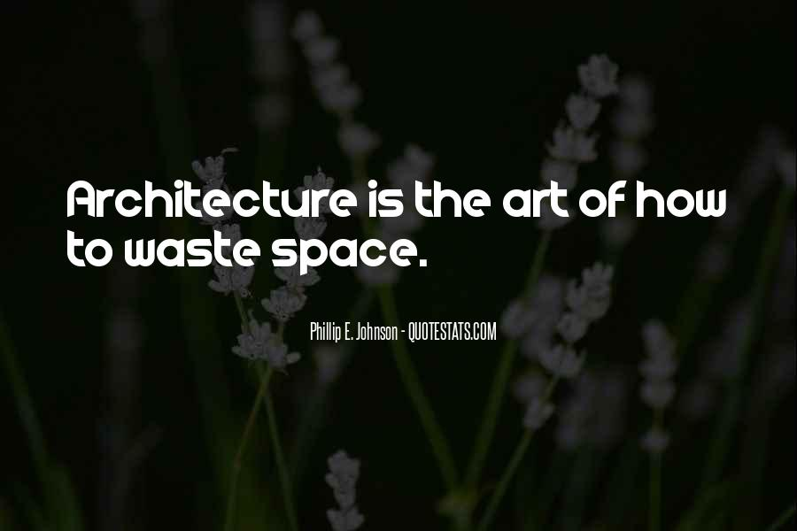 Space In Architecture Quotes #1843426