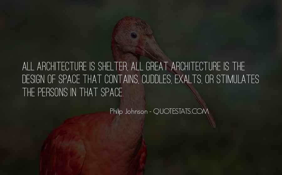Space In Architecture Quotes #397544