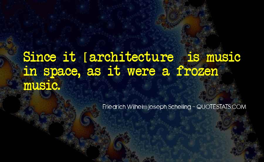 Space In Architecture Quotes #468709