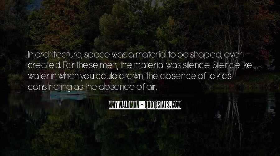 Space In Architecture Quotes #514272
