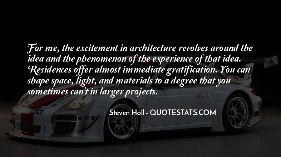 Space In Architecture Quotes #578918